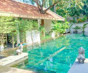 Pavillion Phnom Penh Pool