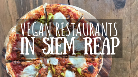Vegan Restaurants in Siem Reap featured image