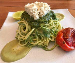 Green-Go falafel curry