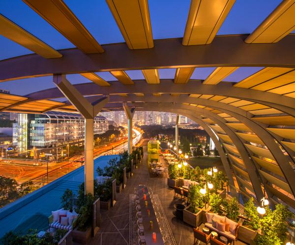 JW Marriott Singapore South Beach - Ebb6