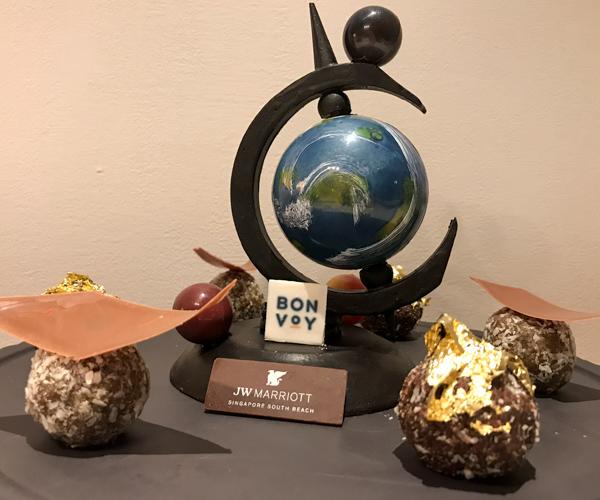 JW Marriott Singapore South Beach - Vegan Welcome Amenities