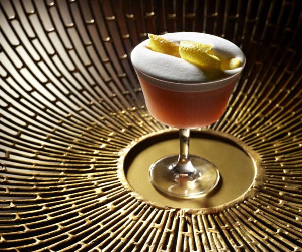 Six Senses Maxwell - Sloe Gin Fizz & Tonic