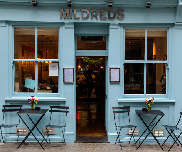 Mildreds in London