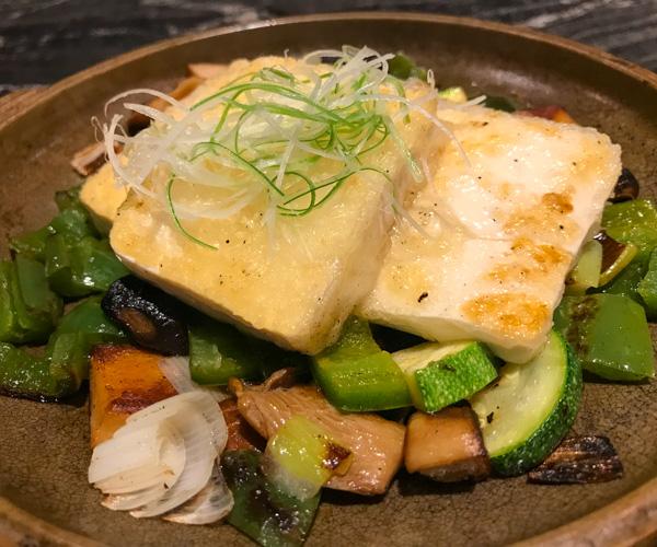 Akira Back Bangkok - Vegan Tofu