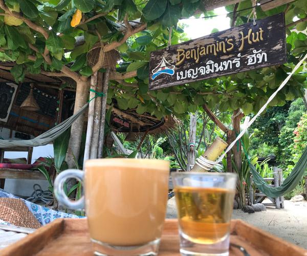 Benjamins Hut Koh Phangan 1