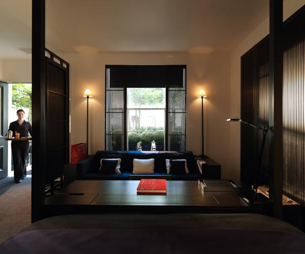 Inverness Terrace Suite