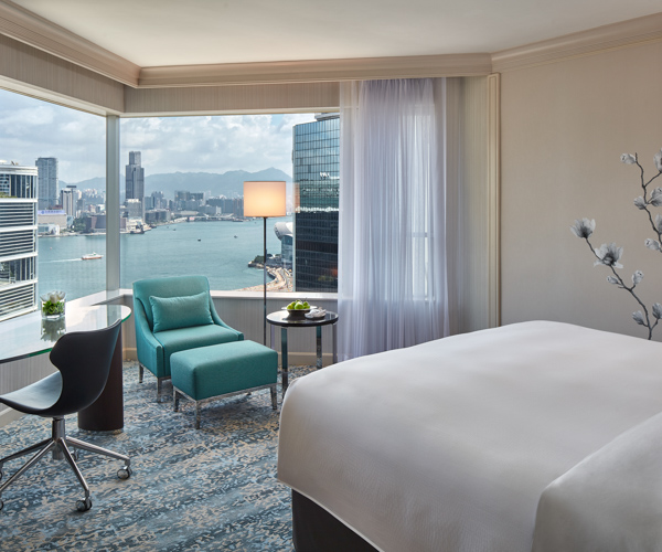 JW Marriott Hotel Hong Kong - Executive Room