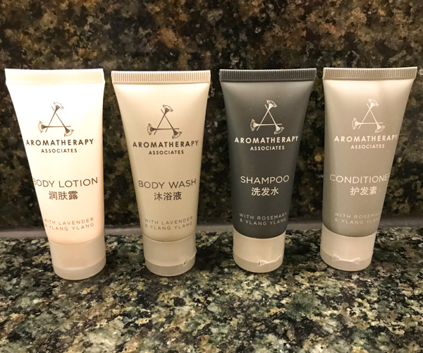 JW Marriott Hotel Hong Kong - amenities