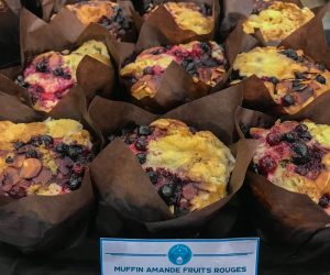 Cloud Cakes Paris vegan muffins