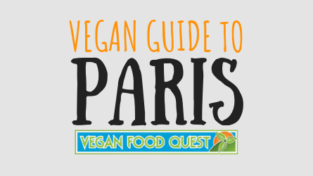Paris vegan guide featured image