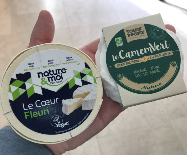 Un Monde Vegan Camembert