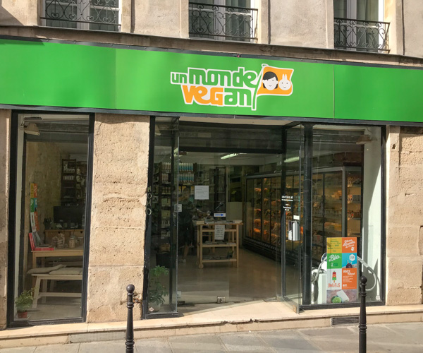 Un Monde Vegan Paris
