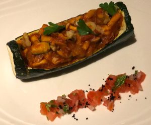 Amilla Fushi - Vegan Aubergine