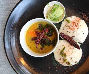 Amilla Fushi - Vegan Indian Breakfast