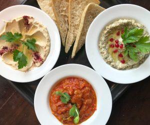 Amilla Fushi - Vegan Lebanese Breakfast