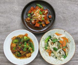 Amilla Fushi Vegan Lunch Trio