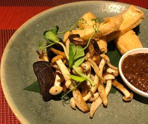 Amilla Fushi - Vegan Mushrooms