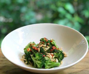 Amilla Fushi - Vegan Salad