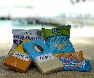Amilla Fushi - Vegan Snacks