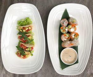 Amilla Fushi - Vegan Tacos and Spring Rolls