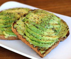 Fruitive avocado toast