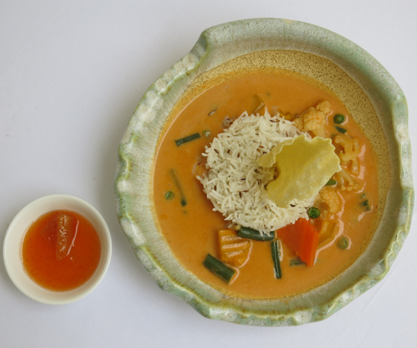 OBLU SELECT at Sangeli - Vegan Curry at SIMPLY VEG