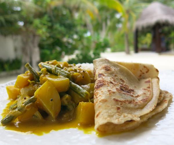 OBLU SELECT at Sangeli - Vegan Curry