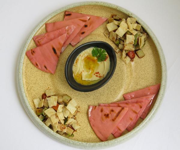 OBLU SELECT at Sangeli - Vegan Mezze at SIMPLY VEG