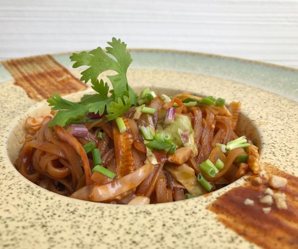 OBLU SELECT at Sangeli - Vegan Noodles at SIMPLY VEG