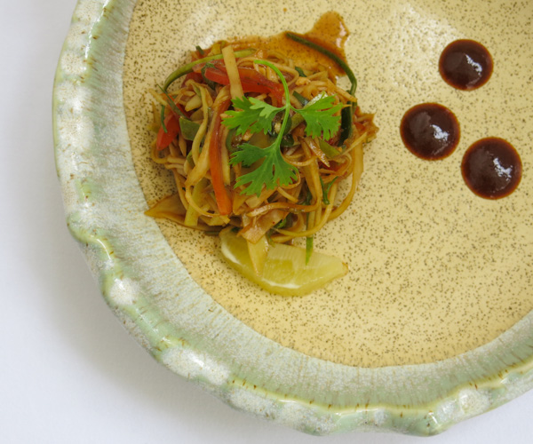 OBLU SELECT at Sangeli - Vegan Salad at SIMPLY VEG
