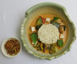 OBLU SELECT at Sangeli - Vegan Thai Curry at SIMPLY VEG