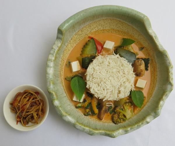 OBLU SELECT at Sangeli - Vegan Thai Curry at SIMPLY VEG