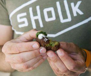 Shouk vegan food 2
