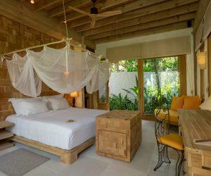 Soneva Fushi - 2 Bed Villa Bedroom