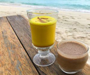 Soneva Fushi - Breakfast Drinks_
