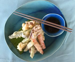 Soneva Fushi - Out of the Blue Tempura