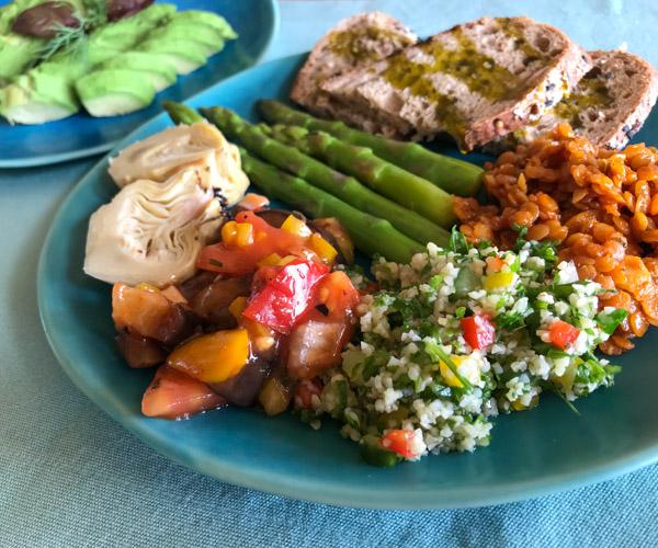 Soneva Fushi - Salad