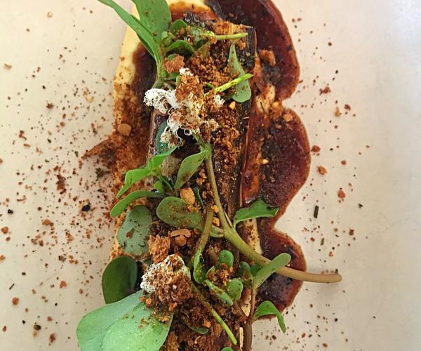 Soneva Fushi - Shades of Green Vegan Food 1