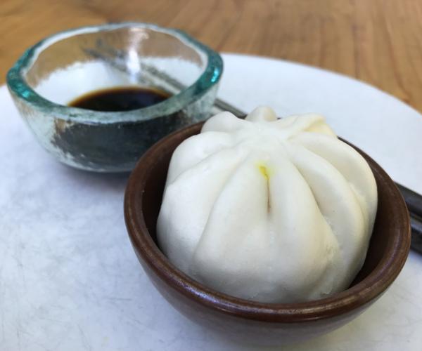 Soneva Fushi - Vegan Dumplings