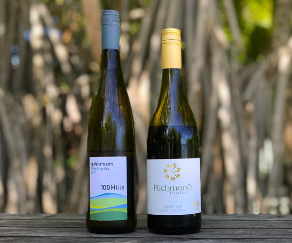 Soneva Fushi - Vegan Wine