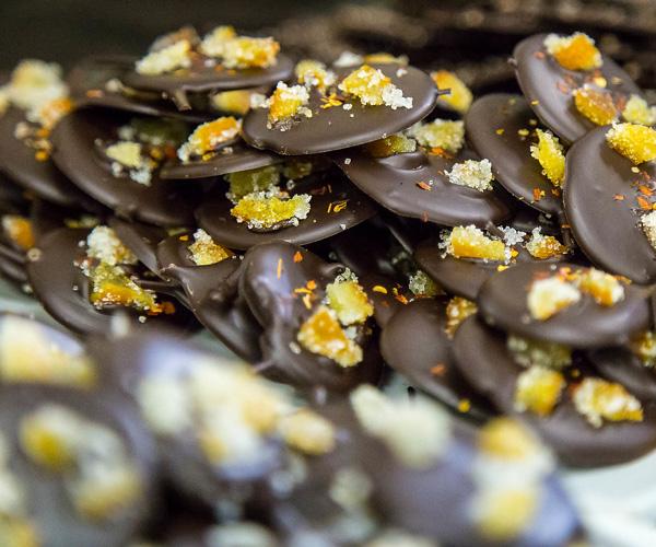 Soneva Fushi vegan chocolate