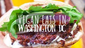 Vegan Eats in Featured Image DC
