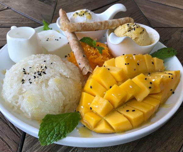 Coco Mango Koh Chang mango sticky rice