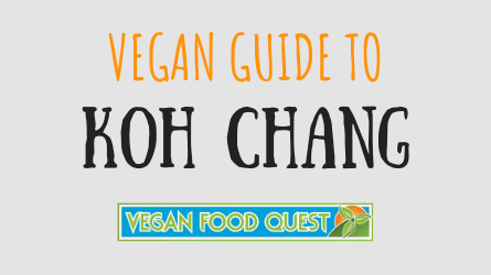 KOH CHANG VEGAN GUIDE FEATURED IMAGE