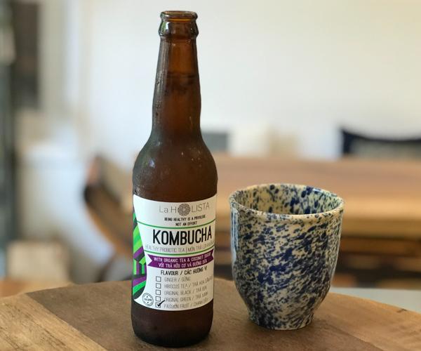 Kashew Cheese Deli Kombucha