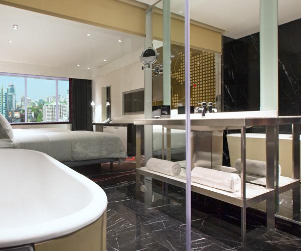Le Meridien Saigon Bathroom