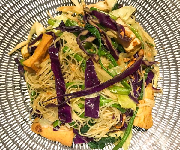 Melia Ho Tram Vegan Noodles