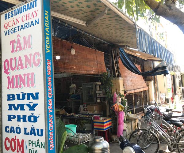 Tam Quang Minh 2 - Hoi An Vegan Guide