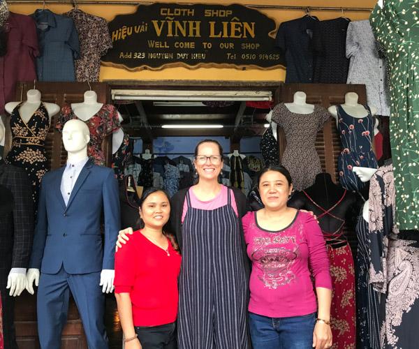 Vinh Lien in Hoi An