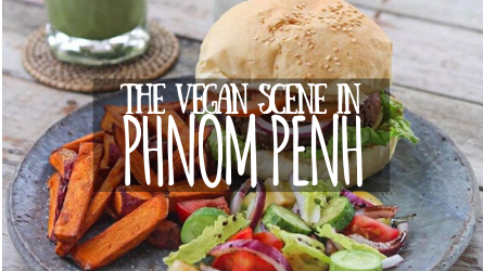vegan scene in phnom penh featured image